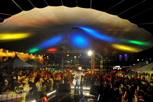 Aftrap carnavalsseizoen in Heerlen blijft op dezelfde plek