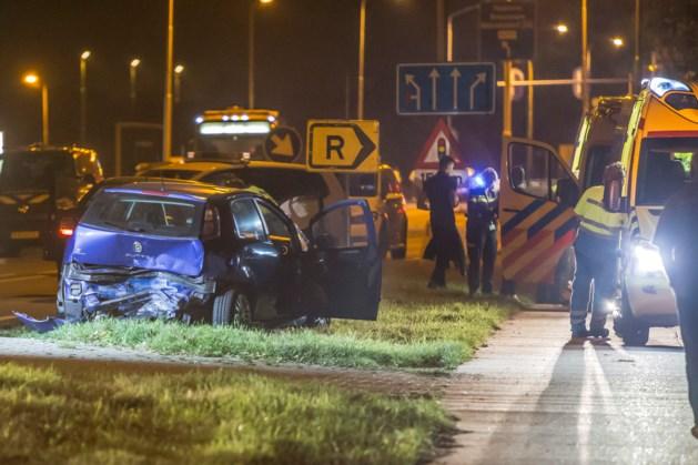 Ravage op N276 na ongeval: weg afgesloten