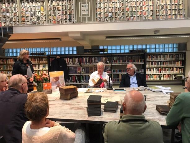 Koninklijke erepenning voor jarige bibliotheek Venlo