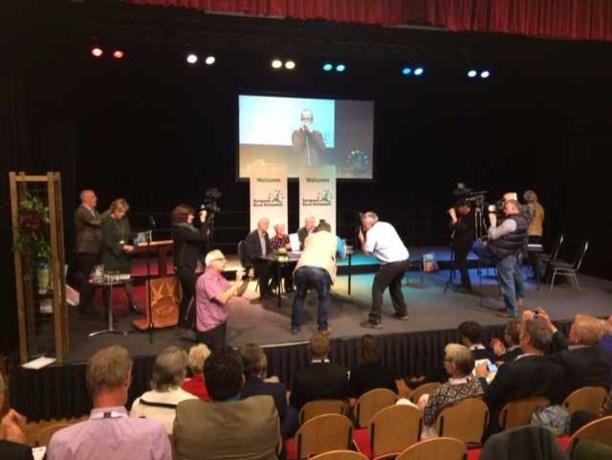 'Ook Limburgse dorpen hebben profijt van Europees plattelands parlement'