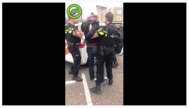 Politie: man op Dumpert niet betrokken bij schietpartij