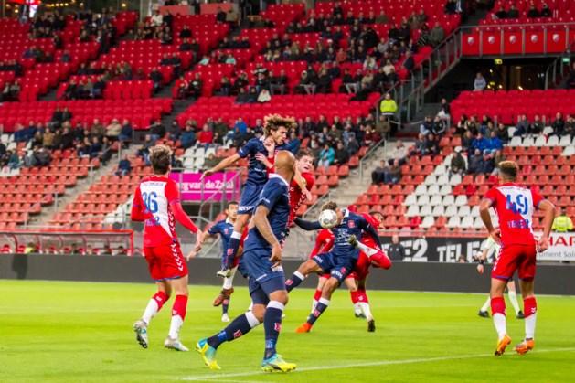 MVV verliest opnieuw, nu van Jong Utrecht