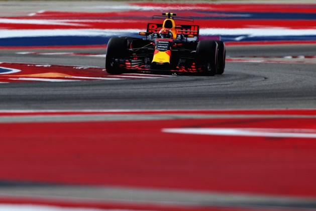 Verstappen zesde in kwalificatie, pole Hamilton