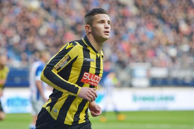 Bryan Linssen opnieuw belangrijk voor winnend Vitesse