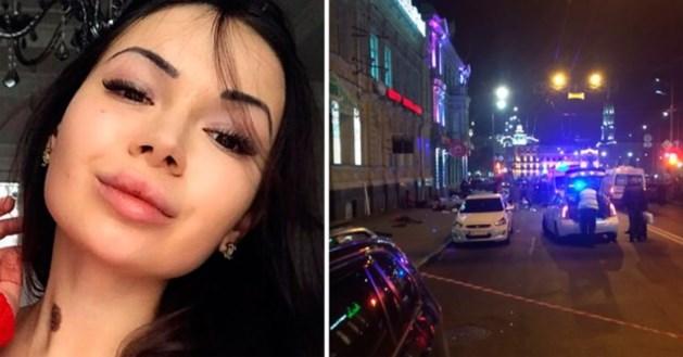 Miljonairsdochter (20) negeert stoplicht en doodt 6 mensen