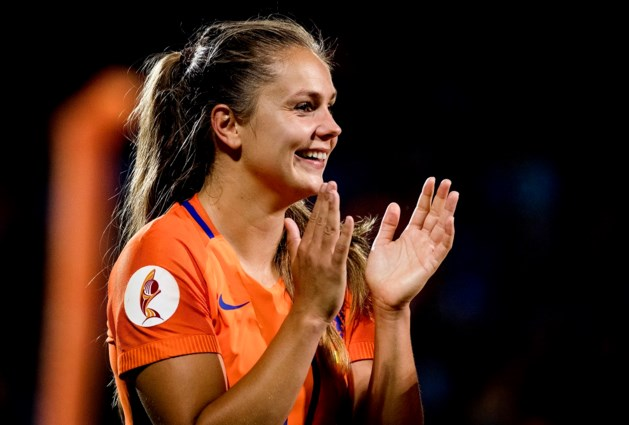 Lieke Martens Limburgs sportvrouw van het jaar