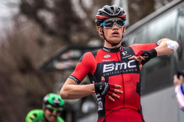 Geen plek meer voor Floris Gerts bij wielerploeg BMC