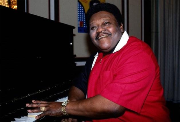 Iconische pianist Fats Domino (89) overleden