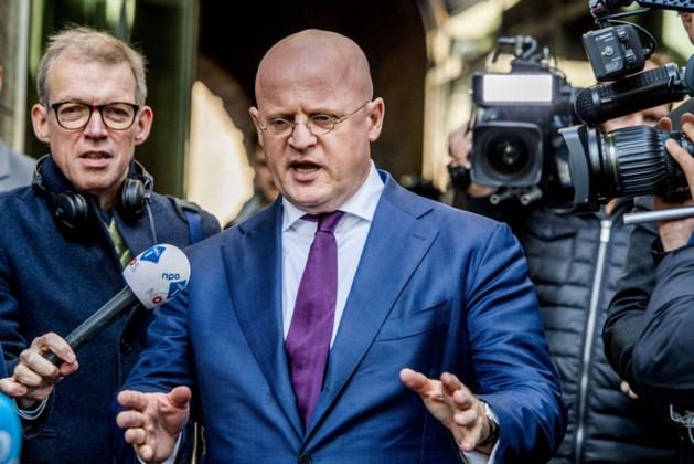 PVV wil ministerschap Grapperhaus voorkomen