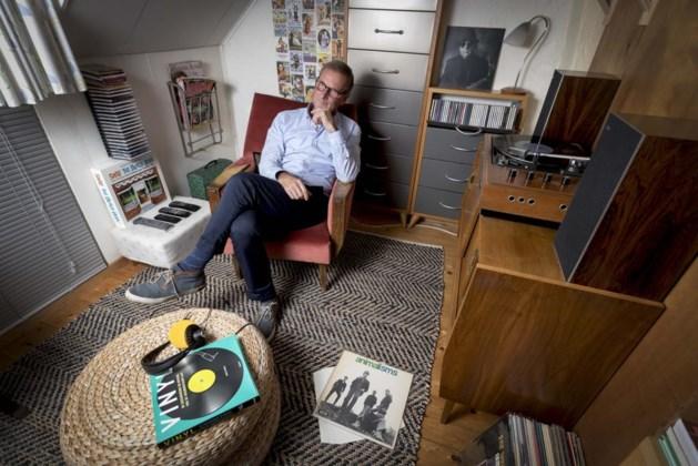 Luisteren naar (en praten over) vinyl op zondagmiddag