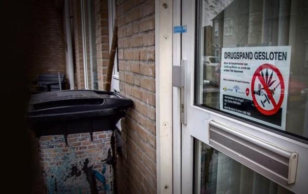 Limburgs drugshuis gaat steeds sneller op slot