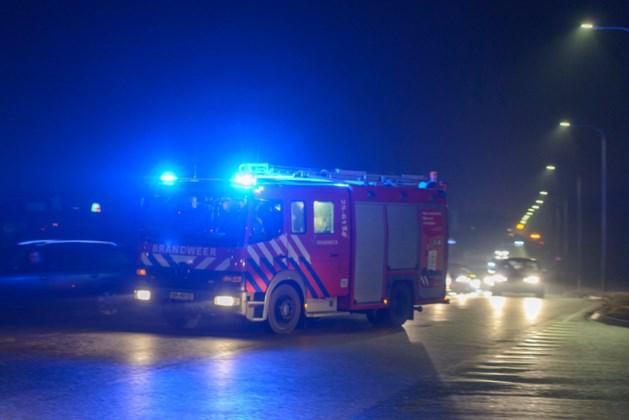 Autobrand zorgt voor kilometers file op A76