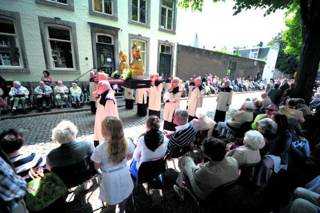 Maastricht verwacht 175.000 bezoekers bij Heiligdomsvaart