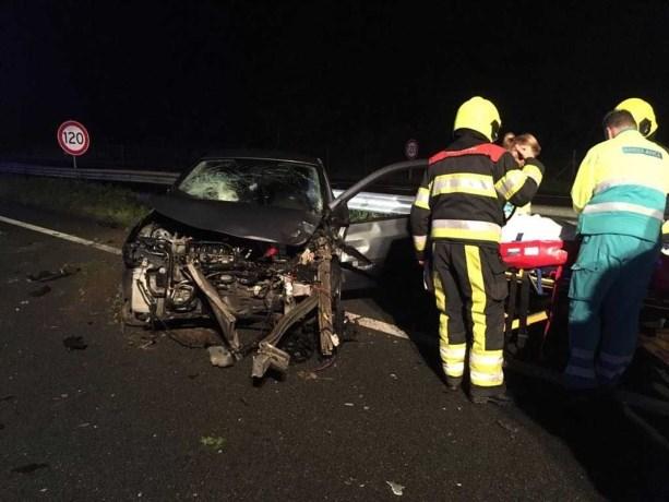 Duitser (34) aangehouden voor bizar ongeluk op A73