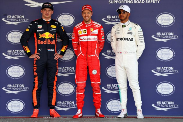 Concurrentie voor Max: Hamilton gaat door voor nummer vijf