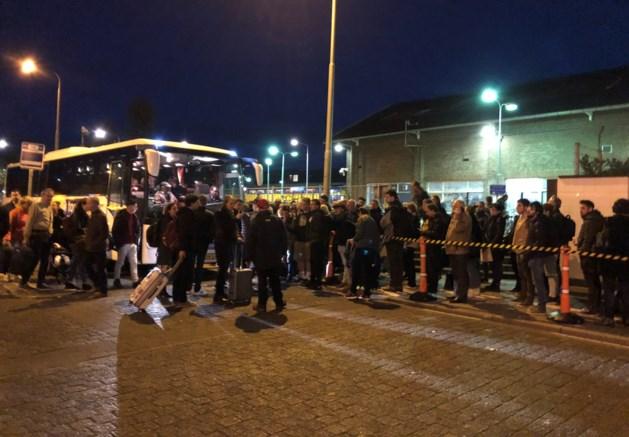 Treinverkeer Sittard-Roermond na uren weer opgestart