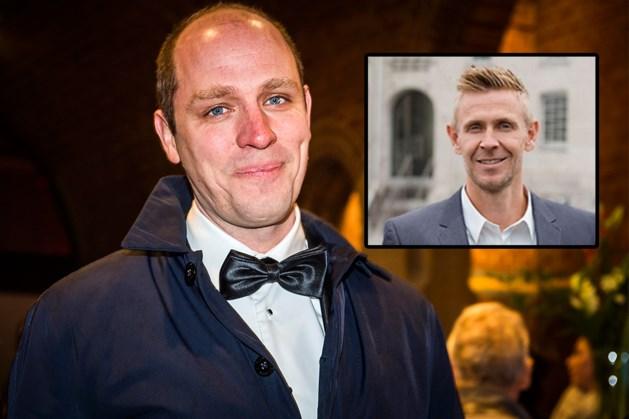 'Verkrachter' Jelle Brandt Corstius is tv-producent Gijs van Dam