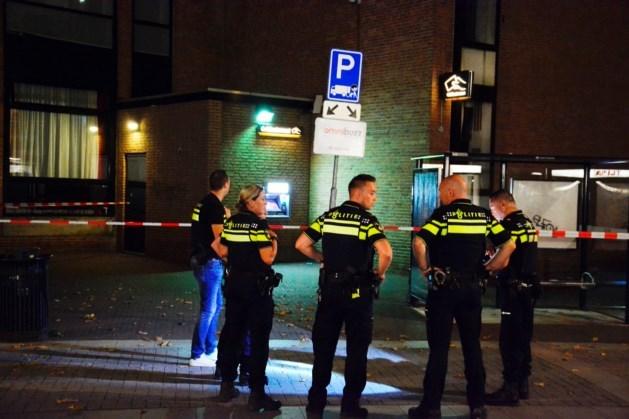 Politie pakt verdachte steekpartij bij pinautomaat op