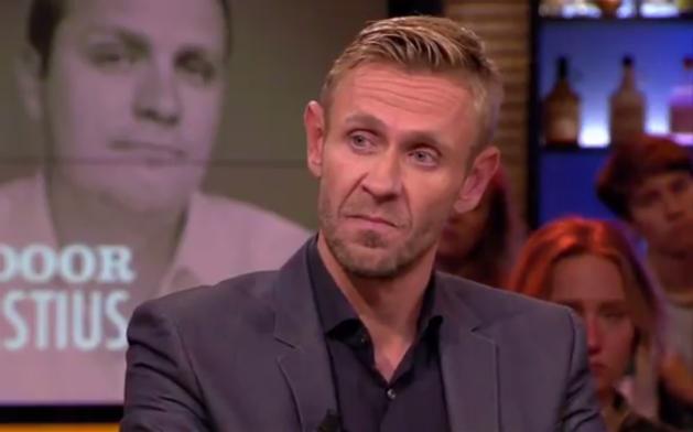 Van verkrachting beschuldigde tv-maker: Brandt Corstius liegt