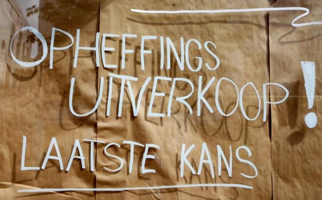 Zorgen in Susteren: steeds meer winkels sluiten de deuren