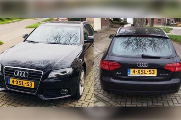Audi gestolen na oplichting via valse bankapp