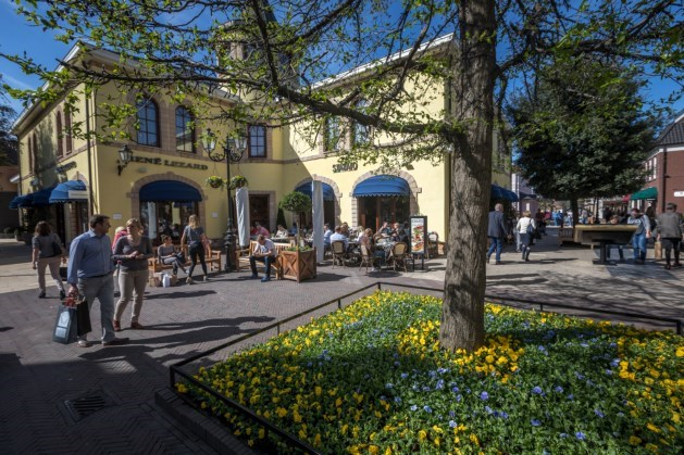Outlet Roermond mikt meer op 'dikke beurs'