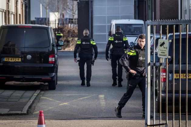 Secretaris moskee opgepakt vanwege financieren terreur