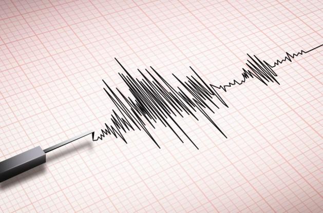 Aardbeving in regio Heerlen