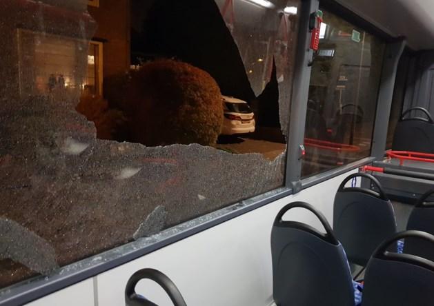 Extra politie ingezet, bussen in Brunssum gaan weer rijden