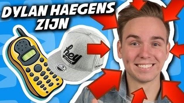 YouTuber Dylan Haegens meldt voortaan als hij voor reclame betaald wordt