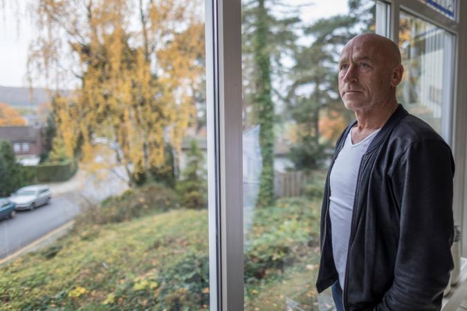 Het geloof gaf Jan van Dijk rust: 'Ik kon die spanning niet meer aan'