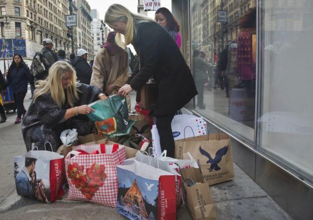 Winkeliers wrijven zich in handen om Black Friday