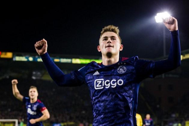 Ajax verplettert NAC met monsterscore