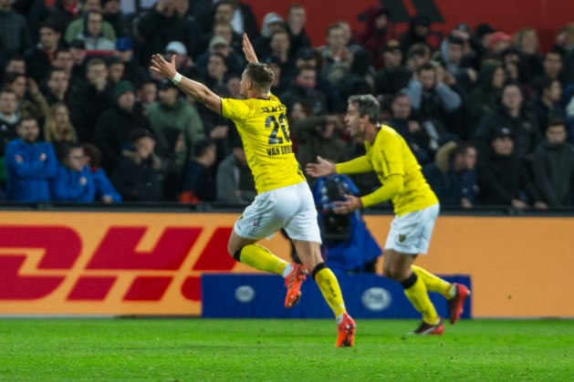 Van Bruggen held van VVV: 'Een jongensdroom'