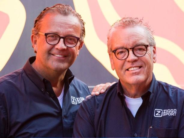 Formule 1-duo Olav Mol en Jack Plooij in theater Venlo