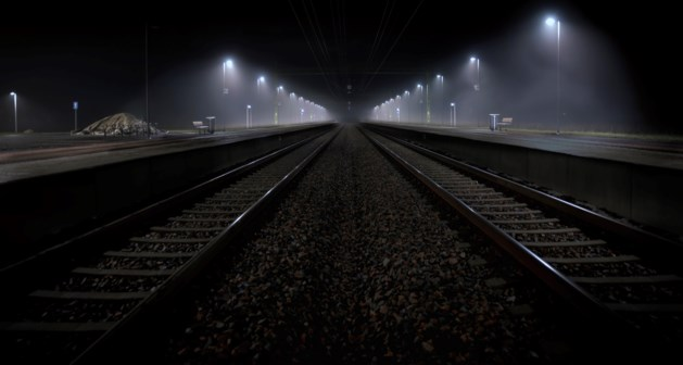 Treinverkeer Heerlen-Sittard tiidje stil na aanrijding