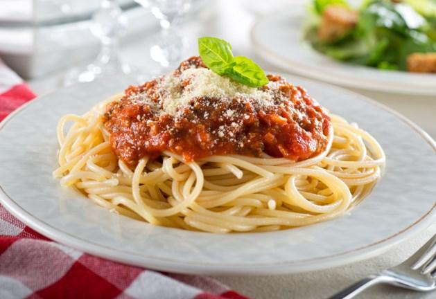 Snelle spaghettislurpers voor eetwedstrijd gezocht