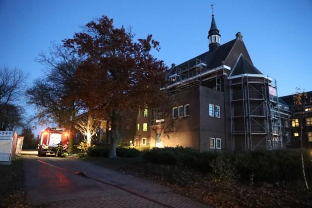 Brand uitgebroken in woonzorgcomplex Heythuysen