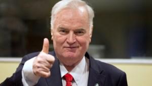 Srebrenica-beul Mladic veroordeeld tot levenslang
