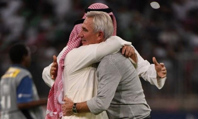 Van Marwijk toch naar WK? 'Deur Saoedi-Arabië niet dicht'