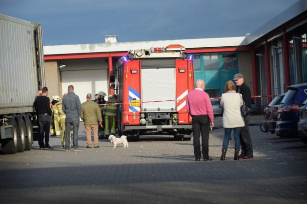 Brand bij Lebe Business Centers in Hoensbroek