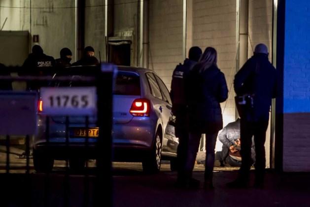 Meerdere verdachten op de vlucht na grote drugsactie