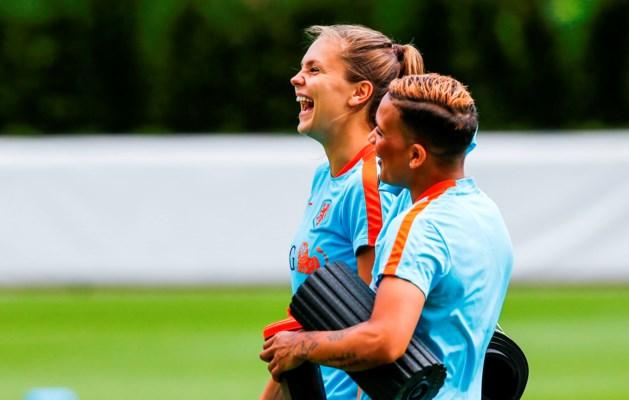Lieke Martens treft vriendin in kwartfinale Champions League