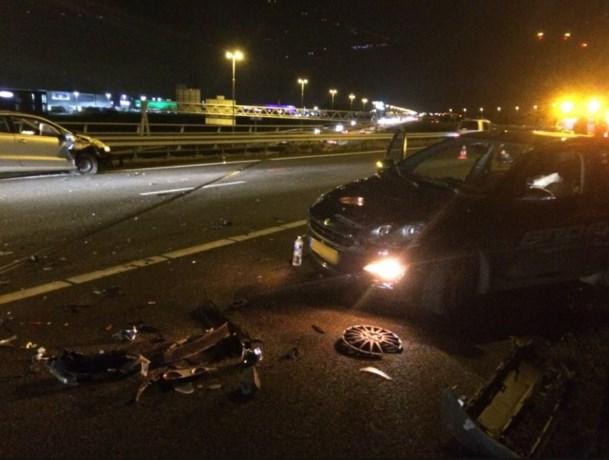 Ongeluk veroorzaakt fors oponthoud in avondspits op A73
