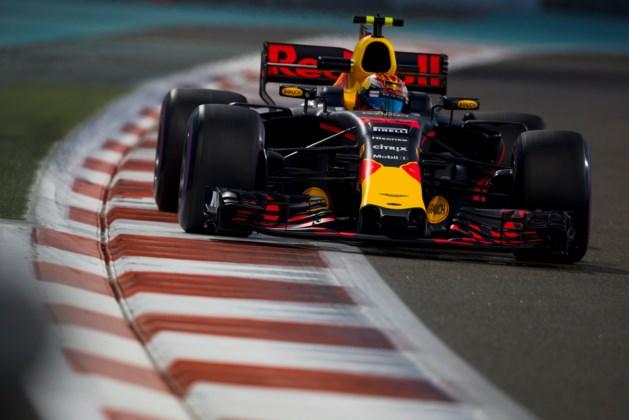 Verstappen als zesde van start bij GP Abu Dhabi