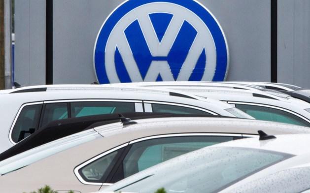 Volkswagen drukt gaspedaal in