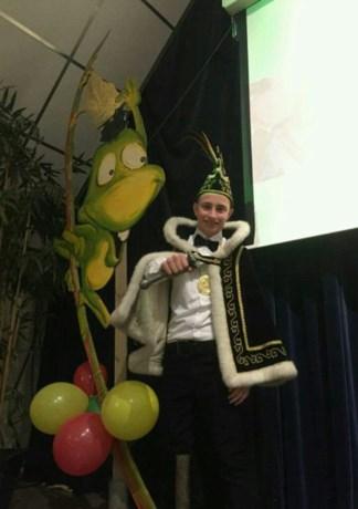 Jeugdprins Niels II (Linne)