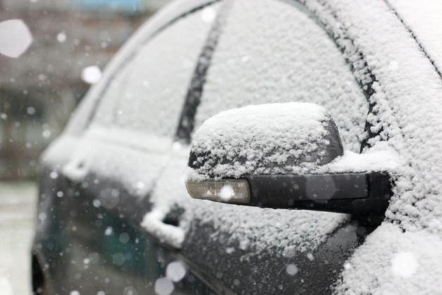 Brrrrr... sneeuw en vorst in Limburg: winter komt eraan