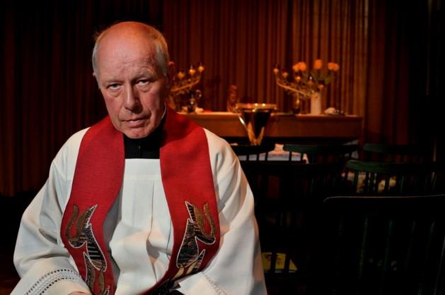 Voormalig pastoor Dogge op 75-jarige leeftijd overleden