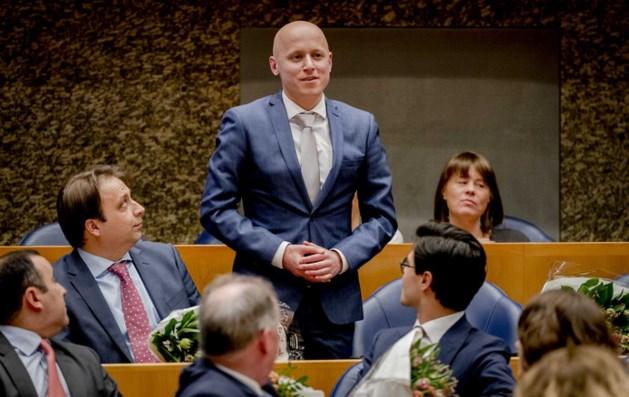 Kamerlid Rens Raemakers maakt kans op internationale prijs